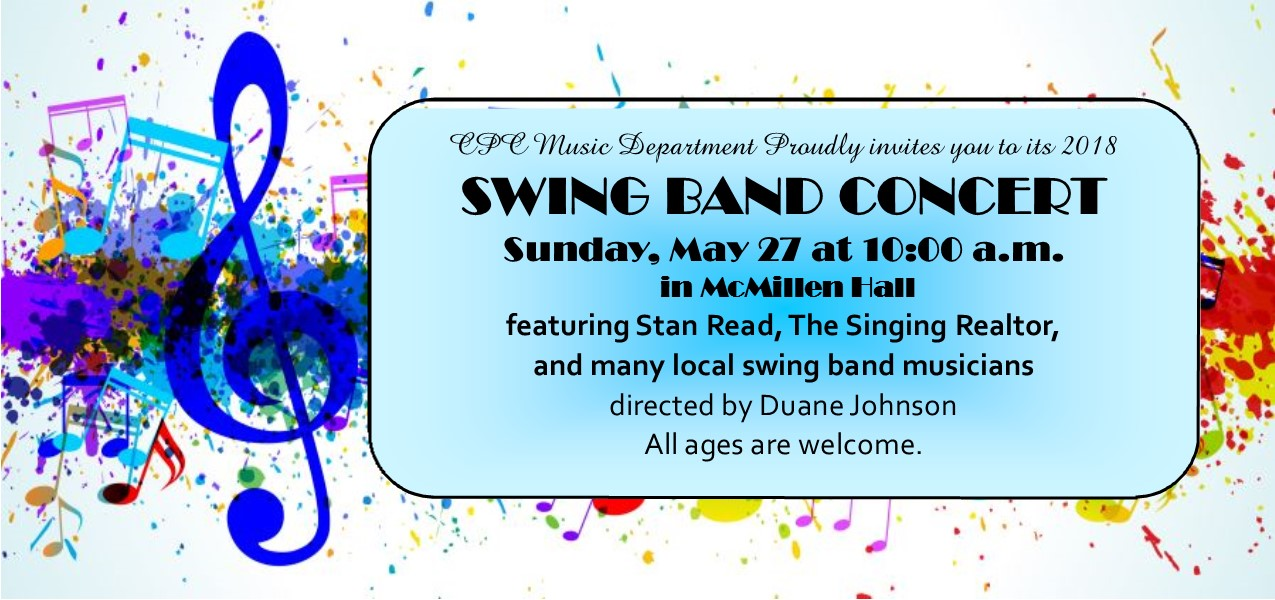 Swing-Band-Concert